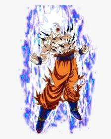 Goku Mastered Ultra Instinct, HD Png Download , Transparent.