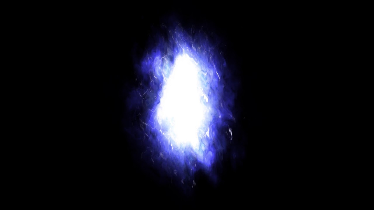 Ultra Instinct Aura Effect (Created and Credit to Silent Dreams).