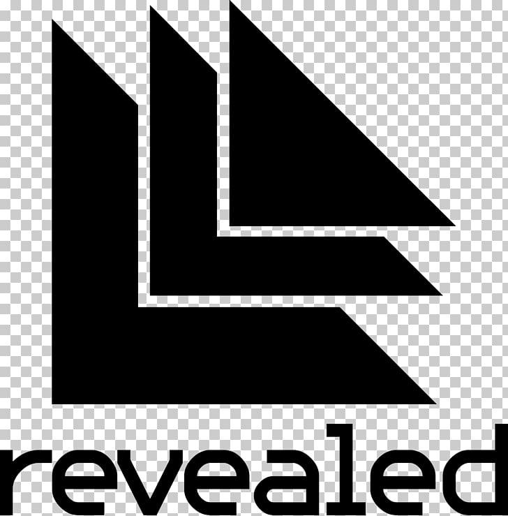 Ultra Music Festival Revealed Recordings Disc jockey Logo.