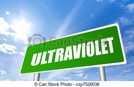 Ultraviolet Clipart.