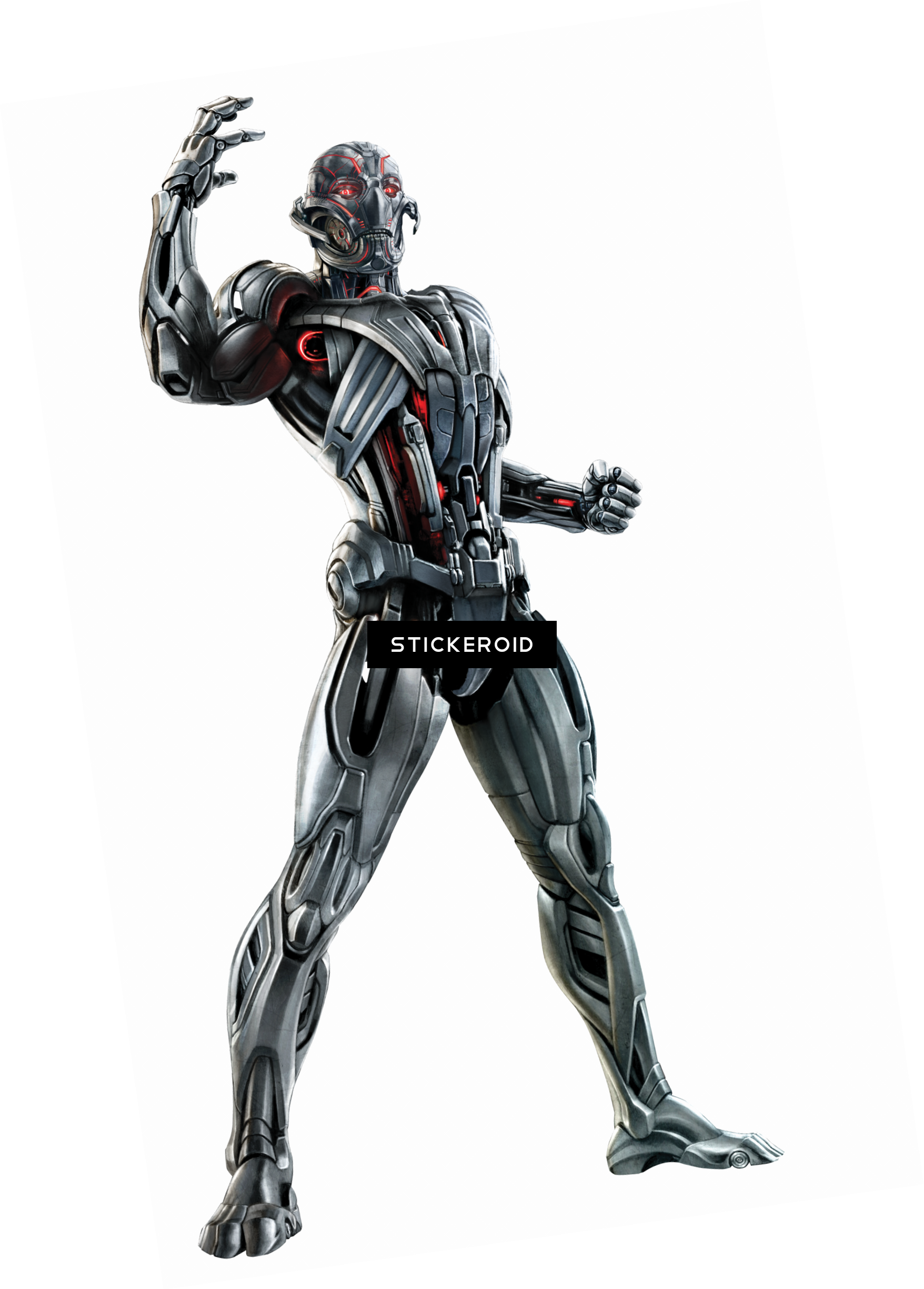 Ultron PNG Photo.PNG #509101.
