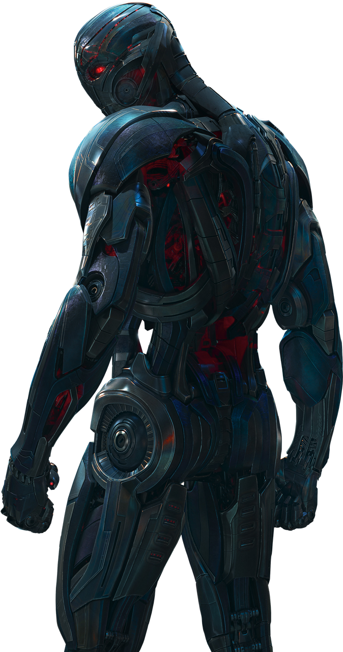Download Free png Ultron PNG Transparent.