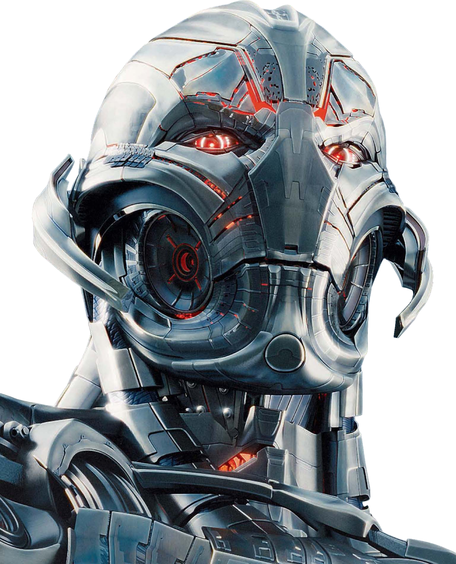Download Ultron PNG Photo.