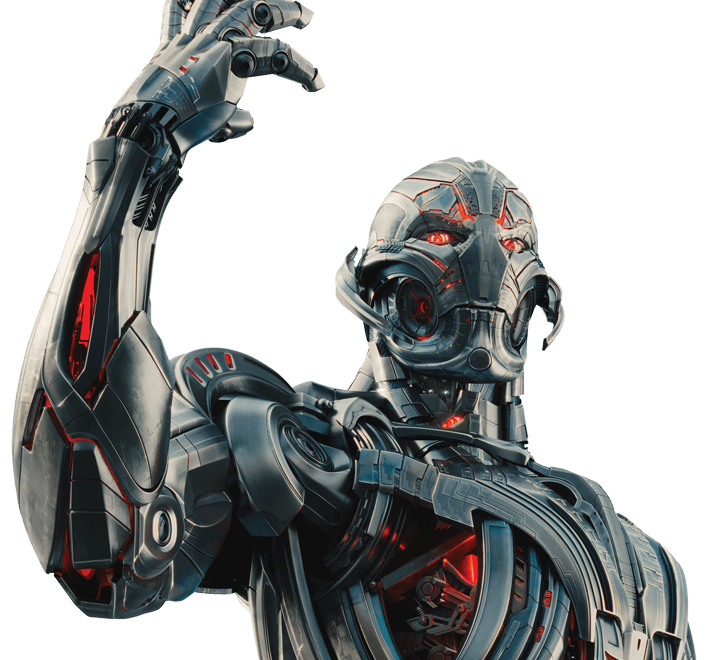 Download Free png Ultron PNG Picture.