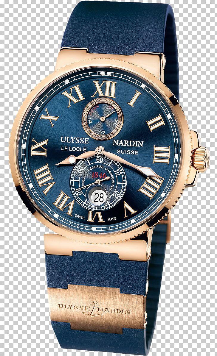 Le Locle Ulysse Nardin Marine Chronometer Chronometer Watch.
