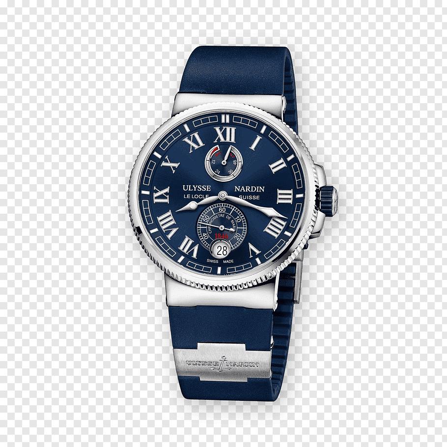 Ulysse Nardin Chronometer watch Marine chronometer COSC.