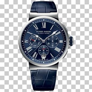 Chronograph Chronometer watch Ulysse Nardin Marine.