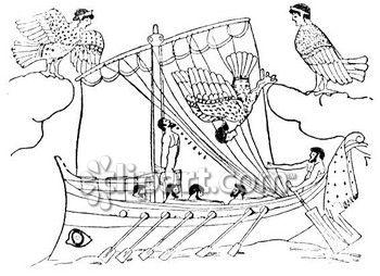 Showing post & media for Cartoon odysseus ship.
