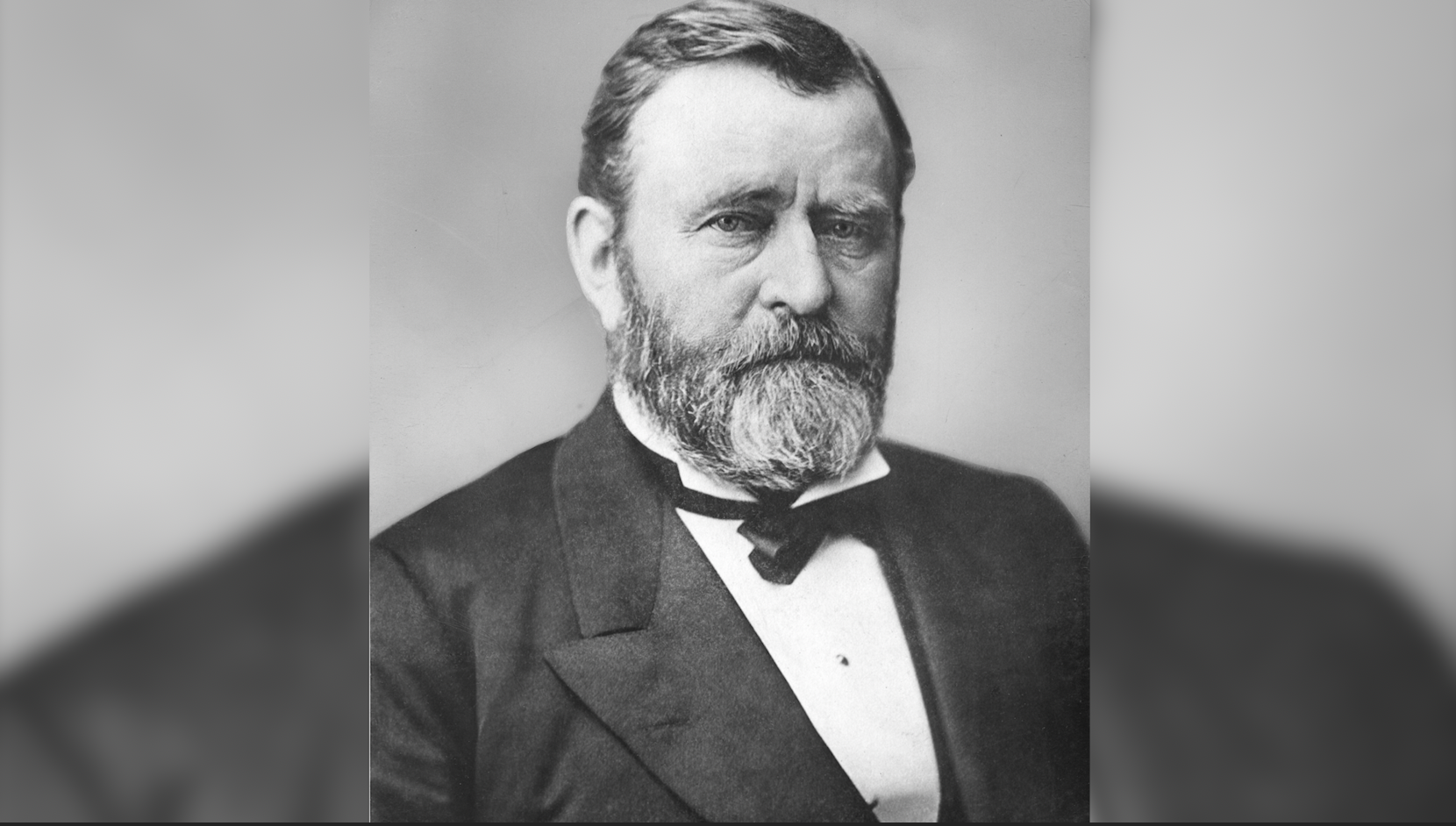 Today in History for April 27: President Ulysses S. Grant is.
