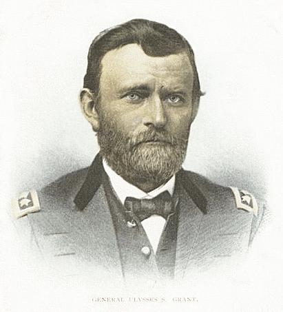 General Ulysses S Grant.