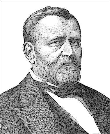 Ulysses S Grant.