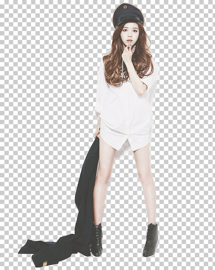 Ulzzang Rendering Korean, asian girl PNG clipart.
