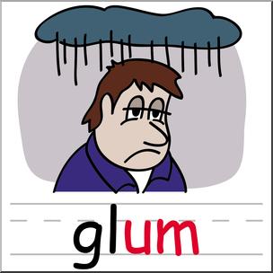 Clip Art: Basic Words:.