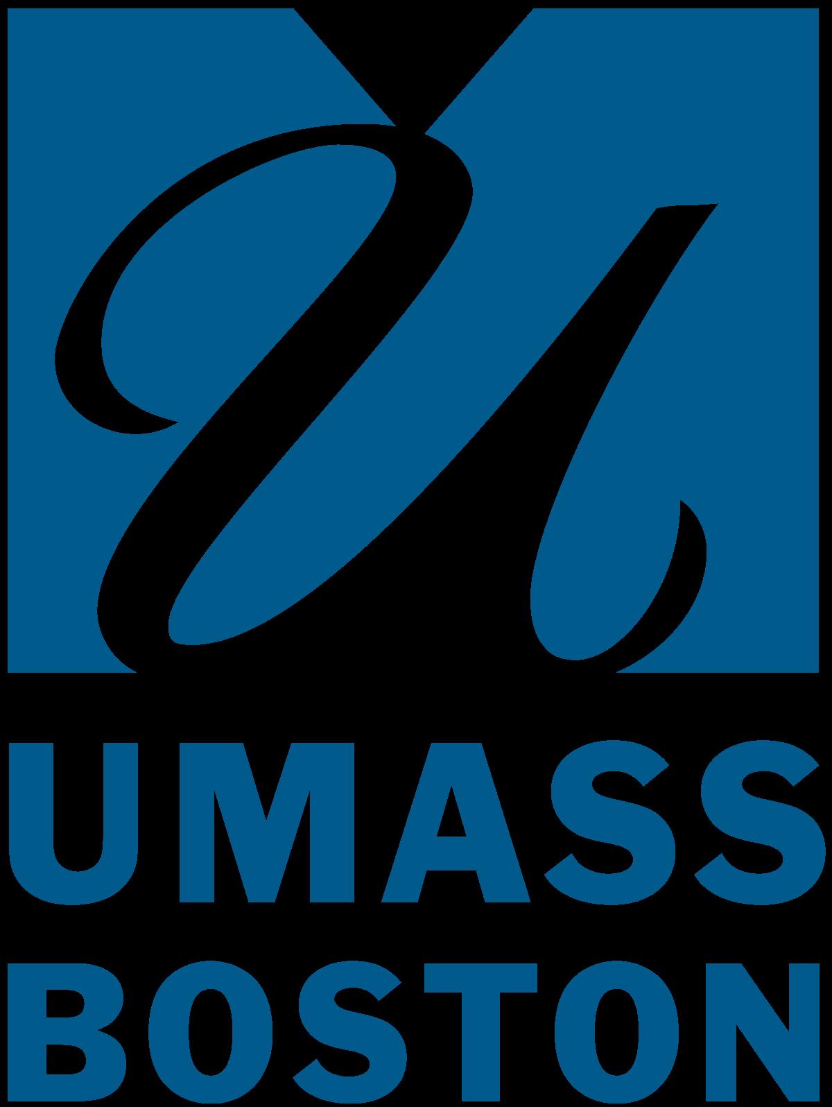 File:University of Massachusetts Boston logo.svg.