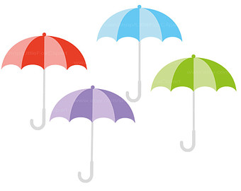 Cute umbrella clipart.