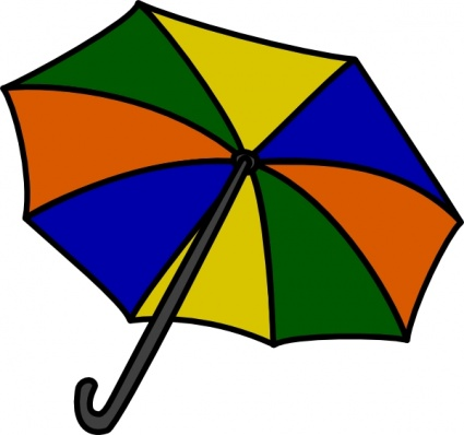 Umbrella Clip Art Free Download.