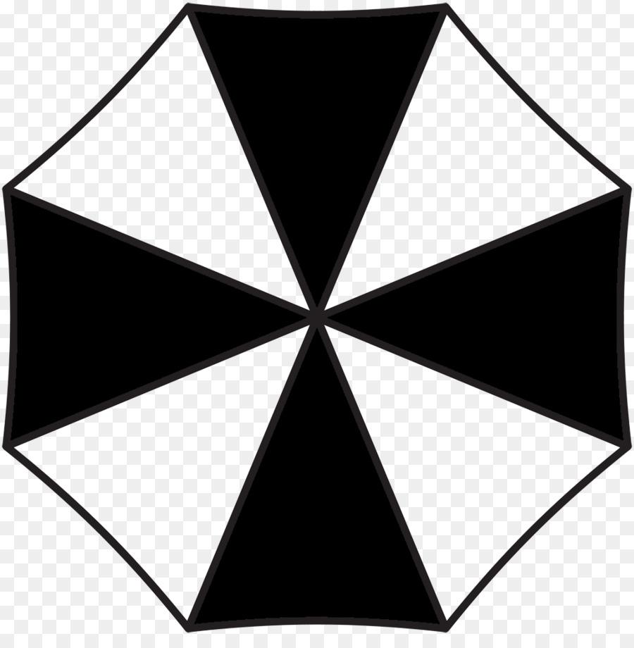 Umbrella Corporation Logo png download.