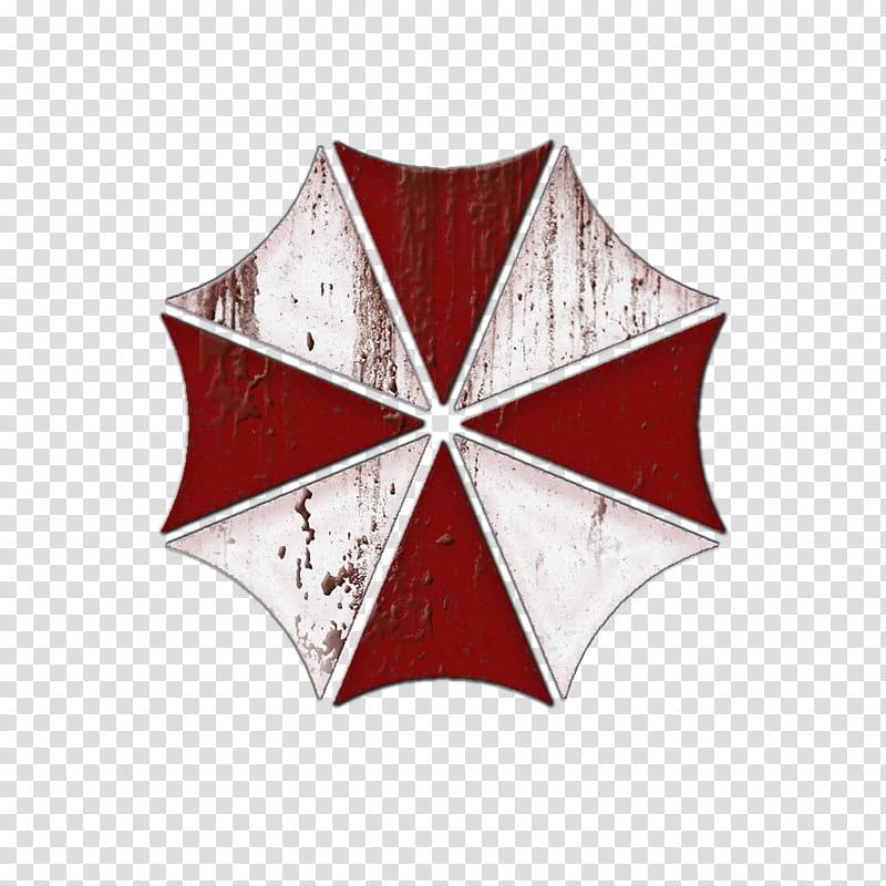 Umbrella Corporation Logo, Umbrella Corp logo transparent.