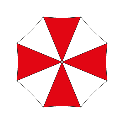 Umbrella Corporation logo vector (.EPS, 377.43 Kb) download.