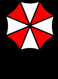 Umbrella Corporation Logo Vector (.AI) Free Download.