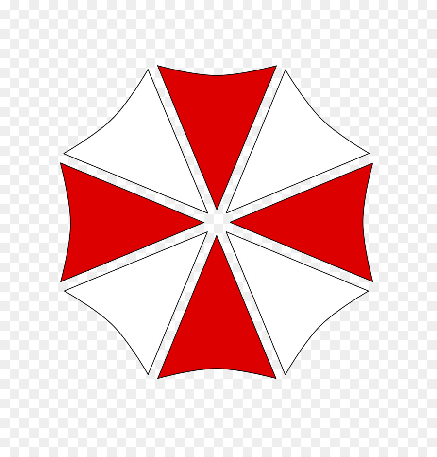 Umbrella Corporation Logo png download.