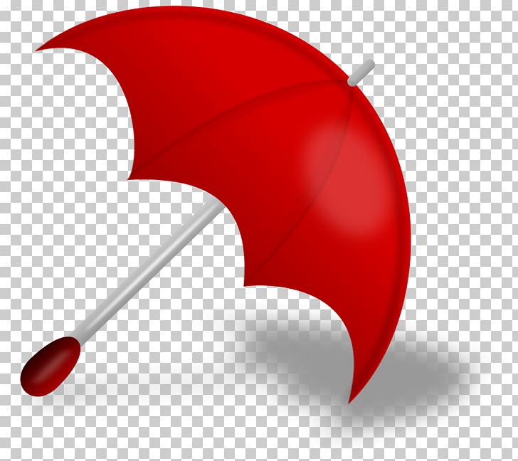 Umbrella Red , Red s PNG clipart.