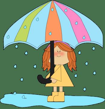 Umbrella rain clipart 3 » Clipart Portal.