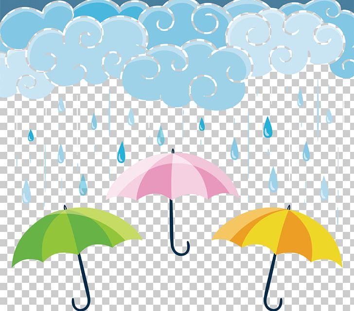 Umbrella Graphic Design Rain PNG, Clipart, Blu, Childrens.