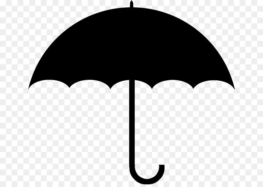 Umbrella Silhouette Png.