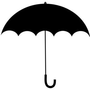 9013 Umbrella free clipart.