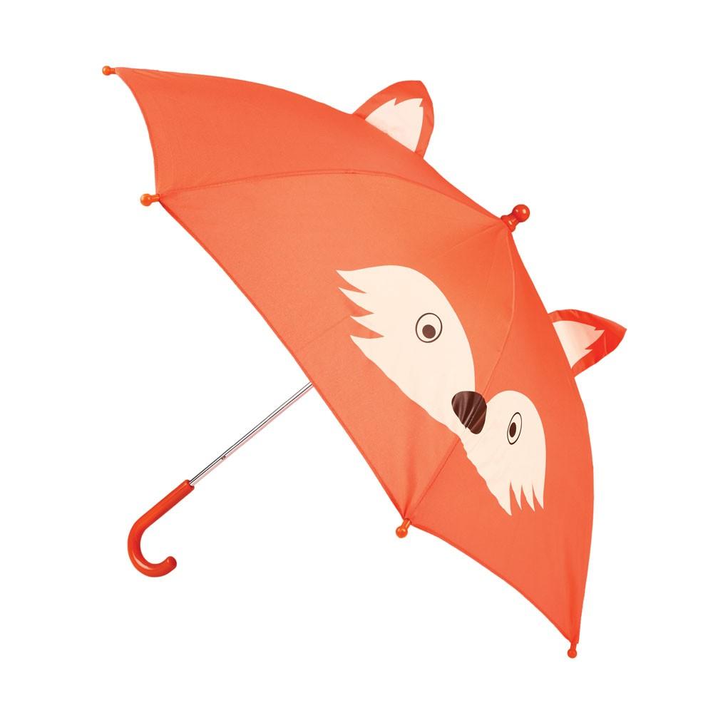 Kids\' Fox Umbrella.
