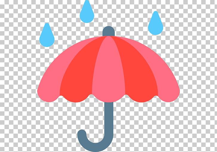 Rain Emoji Umbrella , rain PNG clipart.