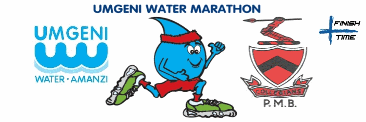 Umgeni Water Marathon.