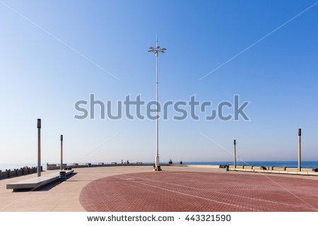 Durban Beachfront Stock Photos, Royalty.