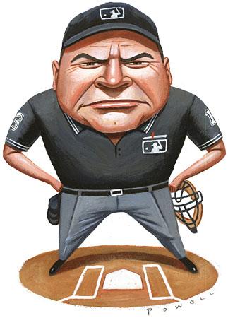 Umpire Clipart.