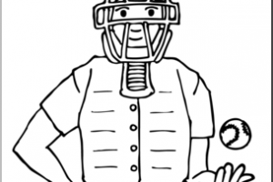 Umpire clipart black and white » Clipart Portal.