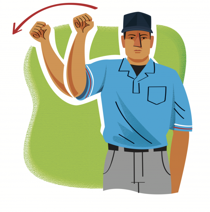 7 Umpire Signals Every Baseball Fan Needs to Know.