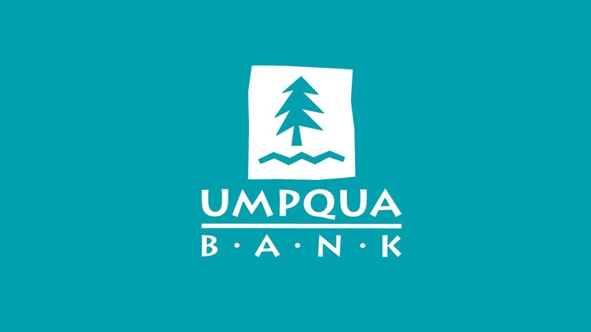 Umpqua Bank.