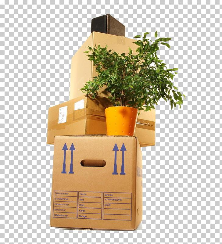 Paper Mover Relocation Umzug Transport, umziehen PNG clipart.