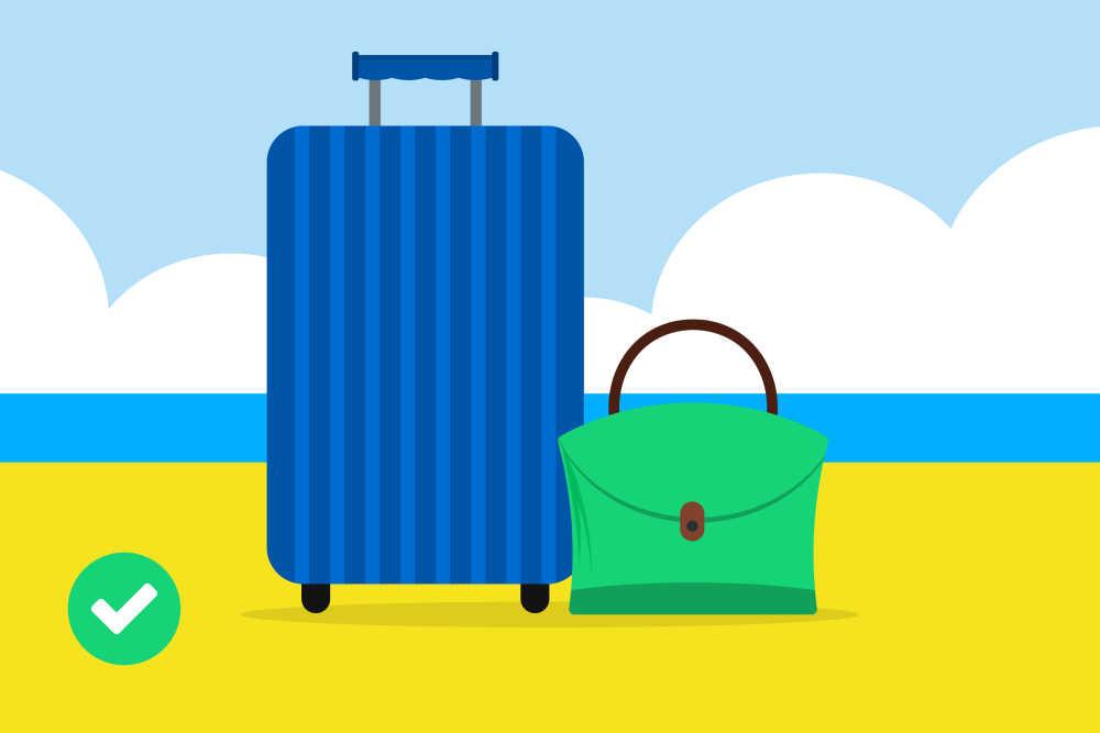 Ryanair : la politique bagages (nouveau en 2018.