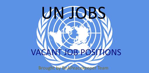 UN Jobs.