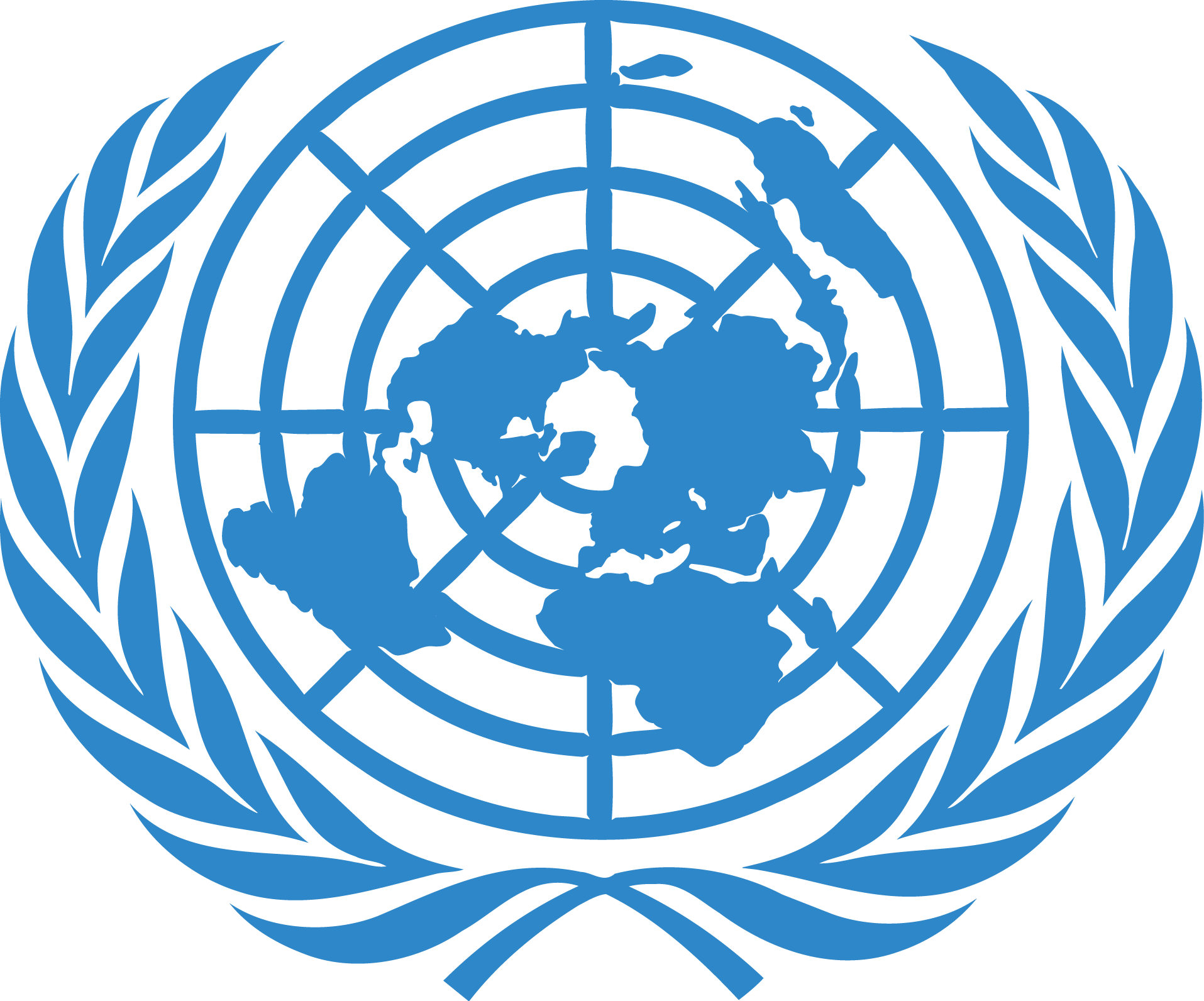 United nations logo clipart Transparent pictures on F.