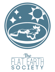 Modern flat Earth societies.