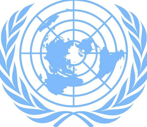United Nations, Logo, Emblem, Sign, Symbol, Peace, Olive.