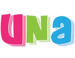 Una Logo.