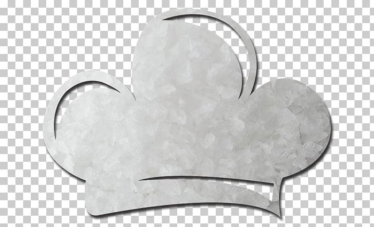 Corazón, sal kosher PNG Clipart.
