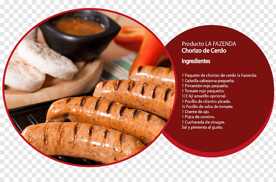 Bratwurst Domestic pig Mexican cuisine Chorizo Recipe.