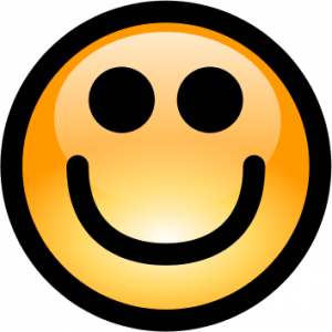 Glossy Smiley Clip Art Download.