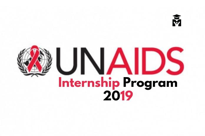 UNAIDS Internship Program 2019.