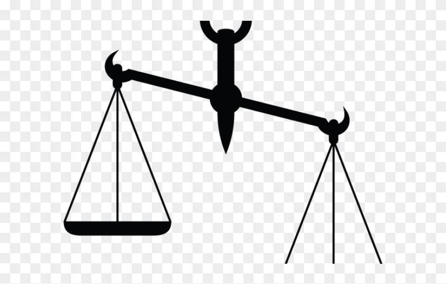 Scale Clipart Unbalanced.